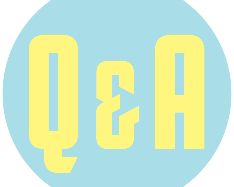 Q & A with Andrew and Louise