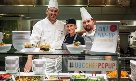 UBC Food Services: What's Cooking in Residence Dining