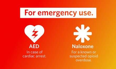 AED & Naloxone Kits in Residence