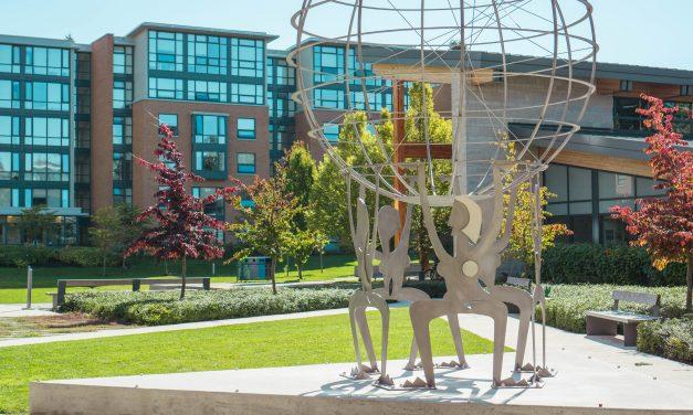 When Women Rise Sculpture